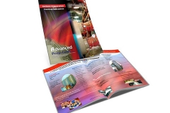 Advance Prep  Gatefold Brochure