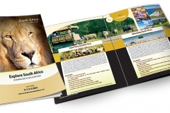 South Africa Travel & Tours Bi-Fold
