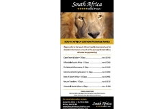 South Africa Travel & Tours